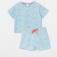 Пижама с ярким принтом «Миньоны» для девочек, цвет мультиколор