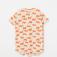 Ночная сорочка с принтом для девочек, цвет мультиколор