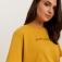 футболка женская, цвет темно-бежевый/песочный