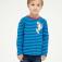 Джемпер для мальчика, цвет французский синий