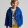 куртка для мальчиков, цвет ультрамарин