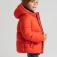 куртка для мальчиков, цвет оранжевый