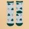 Носки для девочек в подарочной упаковке, цвет мультиколор