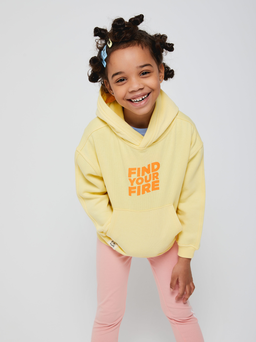 Джемпер для девочек цвет: желтый, артикул: 18020404310 - купить в интернет-магазине sela